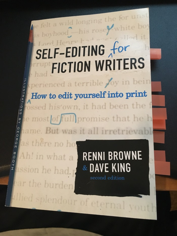 Book Self-Editing for Fiction Writers