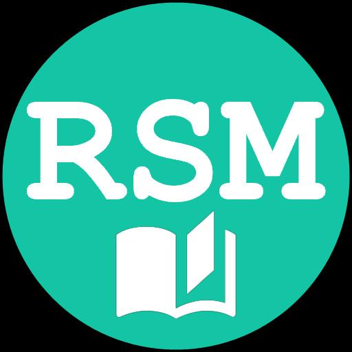 RSM Book Logo
